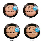 Technic Colour Fix Water Resistance Pressed Powder  Almond