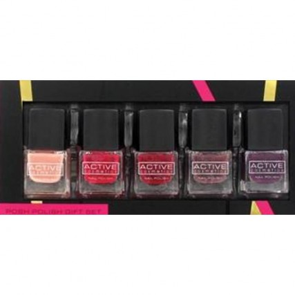 Active Posh Polish Gift set