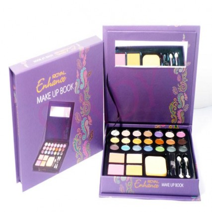 Royal Enhance Make Up Book