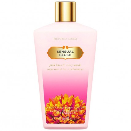 VICTORIA SECRET SENSUAL BLUSH 250ML BODY LOTION