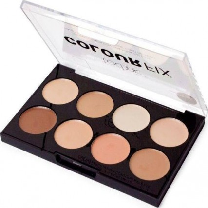 Technic Colour Fix Cream Foundation Contour Palett