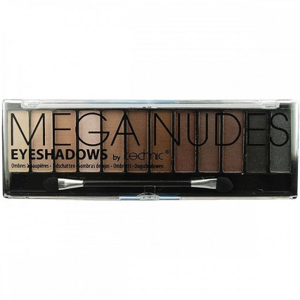 Technic Mega Nudes 12 Colour Eye Shadows